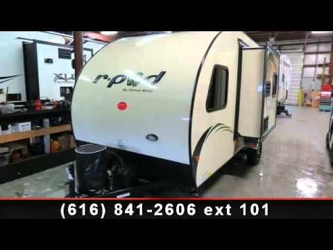 2014 FOREST RIVER R-POD – All Seasons RV – Finance + Delive