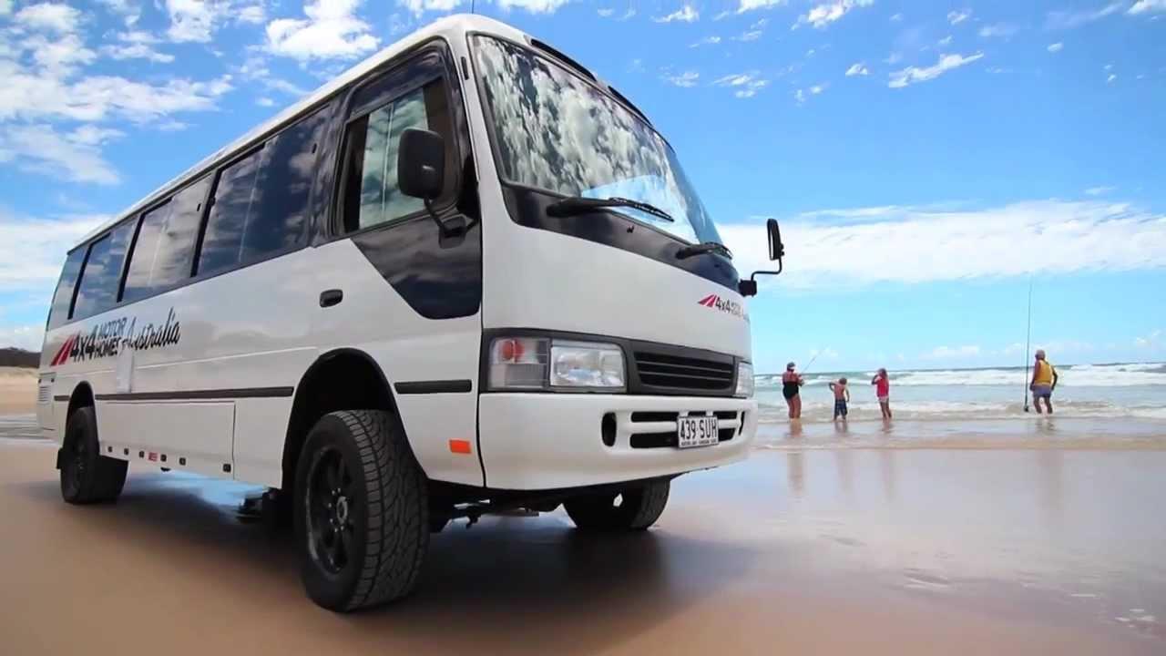Bus 4×4 Motorhomes Australia