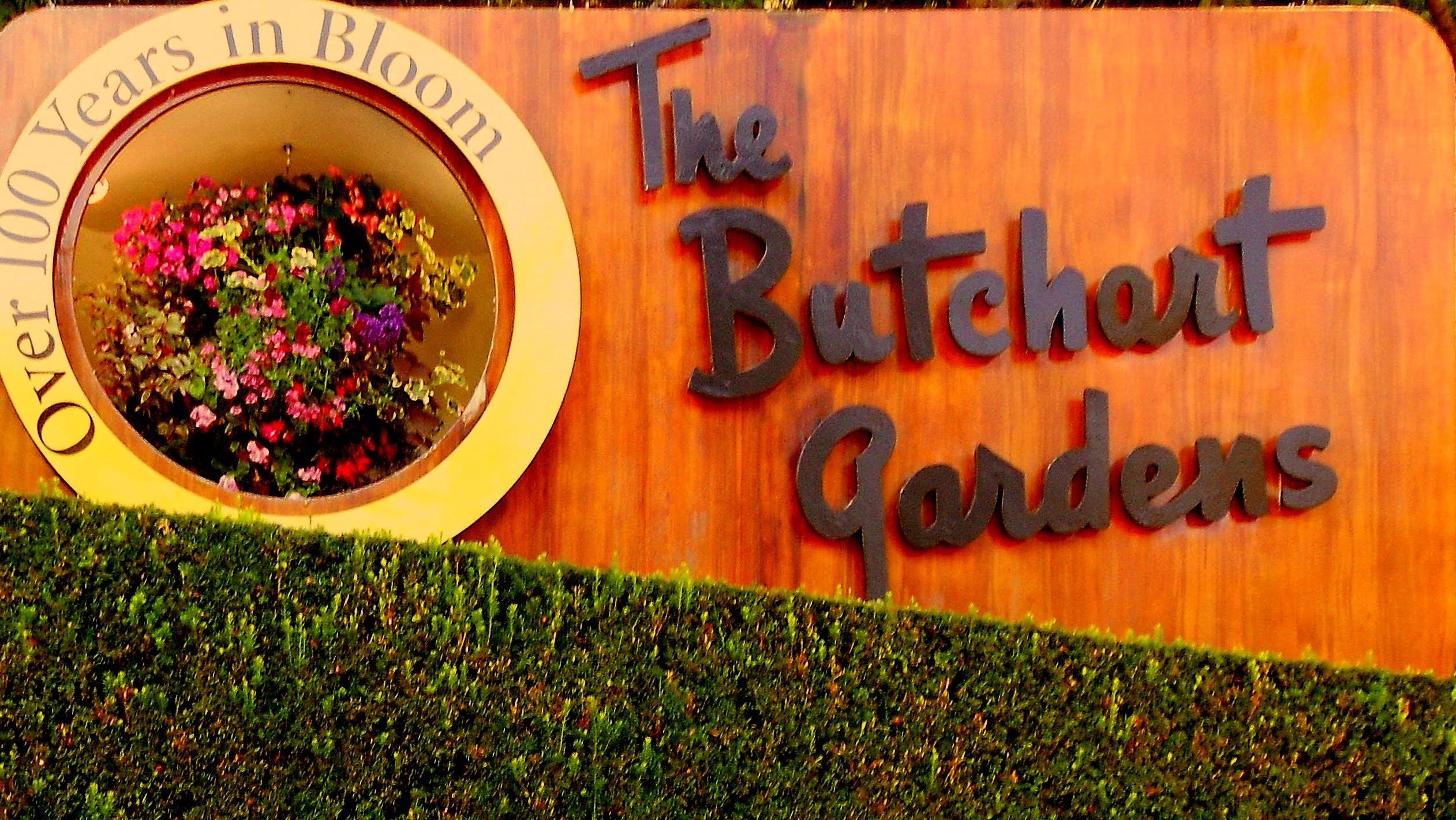 The Butchart Gardens – Victoria, British Columbia